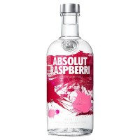 Водка Швеции Absolut Raspberry / Абсолют Малина, 0.7 л [7312040040704]