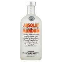 Водка Absolut Mandrin, 40%, 0.7 л [7312040050703]