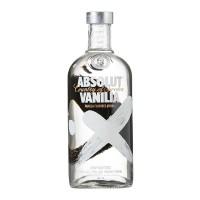 Водка Швеции Absolut Vanilla / Абсолют Ваниль, 0.7 л [7312040060702]