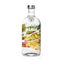 Водка Швеции Absolut Mango, 40%, 0.7 л [7312040180707]