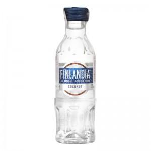 Водка Финляндии Finlandia, Coconut / Финляндия Кокос, 40%, 0.05 л [5099873008829]