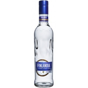 Водка Финляндии Finlandia, Coconut / Финляндия Кокос, 40%, 0.5 л [5099873012321]