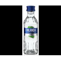 Водка Финляндии Finlandia, Lime / Финляндия Лайм, 40%, 0.05 л [5099873002087]