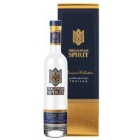 Водка Украины Ukrainian spirit / Украинский дух, 40%, 0.7 л (под.уп) [4820131391626]