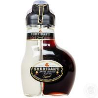 Ликер Ирландии Sheridan's / Шериданс, 15.5%, 0.5 л [5011013500703]