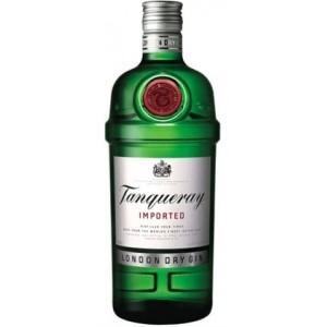 Джин Великобритании Tanqueray London Dry Gin / Танкерей Лондон Драй Джин, 1 л  [5000291020805]