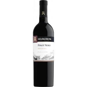 Вино Италии Mezzacorona Pinot Nero Trentino / Медзокорона Пино Неро Трентино, Кр, П/Сух, 0.75 л [8004305000057]