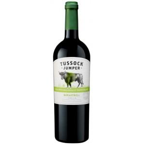 Вино Испании Tussock Jumper Monastlell Organic / Тассэк Джампер Монастрель Ограник, Кр, Сух, 0.75 л [3760204540364]