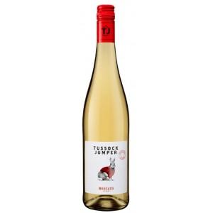 Вино Испании Tussock Jumper Moscato Blanc / Тассэк Джампер Москато Блан, Бел, Сл, 0.75 л [3760204540258]