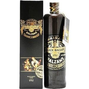 Бальзам Латвии Riga Black Balsam / Рижский Черный Бальзам, 45%, 0.5 л (под.уп.) [4750021101243]