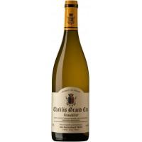 Вино Франции Jean-Paul & Benoit Droin Vaudesir Chablis / Жан-Поль и Бенуа Друан Водезир Шабли, Бел, Сух, 0.75 л [2137002370027]