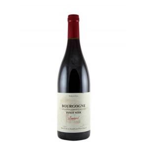 Вино Франции Pierre Dupond Bourgogne Pinot Noir / Пьер Дюпон Бургундия Пино Нуар, Кр, Сух, 0.75 л [3298660031657]