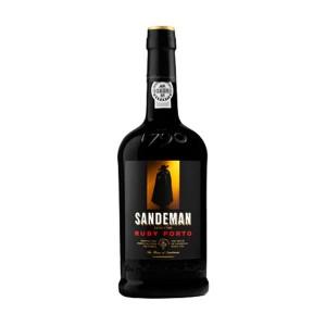 Портвейн Португалии Sandeman Ruby / Сандеман Руби, Кр, Сл, 0.75 л [5601083001585]