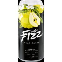 Сидр Fizz Pear / Физз Груша, ж/б, 4%, 0.5 л [4740098079323]