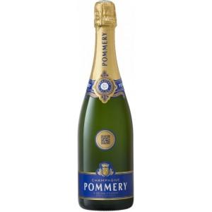 Шампанское Франции Pommery Brut Royal / Поммери, Брют Ройяль, Бел, Брют, 0.75 л [3352370002830]