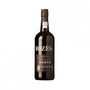 Вино Португалии Rozes Tawny Porto / Роузес Тони Порто, Кр, Сух, 0.75 л [5601144111017]