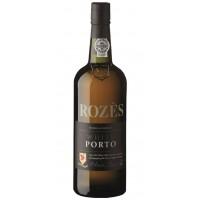Вино Португалии Rozes White Porto / Роузес Уайт Порто Бел, Сух, 0.75 л [5601144222010]