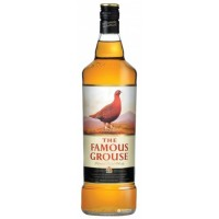 Виски Шотландии The Famous Grouse / Фэймос Граус, 1 л [5010314101015]