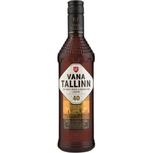 Ликер Эстонии Vana Tallinn Original / Старый Таллин Ориджинал, 0.5 л [4740050002031]