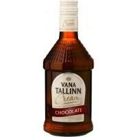 Ликер Эстонии Vana Tallinn Chocolate / Старый Таллин Шоколад, 0.5 л [4740050003533]