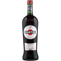 Вермут Италии Martini Rosso / Мартини Россо, Кр, Сл, 15%, 0.5 л [5010677912006]