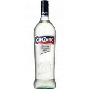 Вермут Италии Cinzano Bianco / Чизано Бьянко, Сл, 1.0 л [8000020000013]