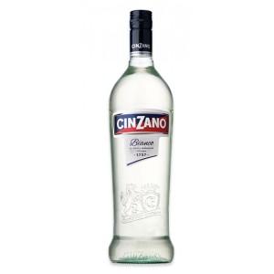 Вермут Италии Cinzano Bianco / Чизано Бьянко, Сл, 0.75 л [8000020000365]