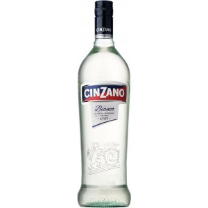 Вермут Италии Cinzano Bianco / Чизано Бьянко, Сл, 0.5 л [8000020635000]
