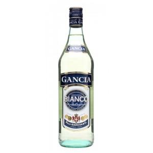Вермут Италии Gancia Bianco / Ганча Бьянко, Бел, Сл, 1.0 л [8000420022790]