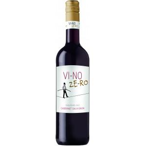 Вино  Германии  VI-NO-ZE-RO Cabernet Sauvignon de-alcoholized, б/а, 0.0%, Красное, Сухое, 0.75 л [4006542074383]