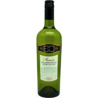 Вино Австралии Badgers Creek Chardonnay Semillon / Баджес Крик Шардоне Семийон 11.5%, белое, сухое, 0.75 л [3263286341046]
