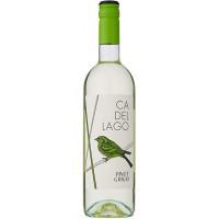 Вино Италии Ca' Del Lago Pinot Grigio Delle Venezie / Ка' Дель Лаго Пино Гриджо Делле Венецие, Бел, Сух, 0,75 л [8003625035947]
