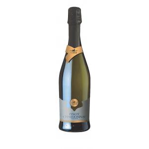 Вино игристое Италии Ca' Belli Pinot Chardonnay Spumante Extra Dry / Ка' Белли Пино Шардоне Спуманте Экстра Драй, Бел, Сух, 0,75 л [8003625017097]