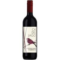 Вино Италии Ca' Del Lago Montepulciano D'Abruzzo / Ка' Дель Лаго Монтепульчано Д'Абруццо, Кр, Сух, 0,75 л [8003625001928]