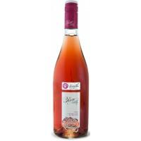 Вино Грузии Khareba Розе, розовое, сухое, 0.75 л, 12.5% [4860001193622]