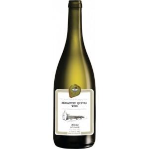 Вино Грузии Winery Khareba Mtsvane Qvevri, оранжевое, сухое, 0.75 л, 12.5% [4860001193912]