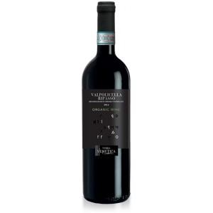 Вино Италии Terra Venetica Valpolicella Ripasso Biologico / Терра Венетика Вальполичелла Биолоджико, Кр, Сух, 0,75 л [8003625009221]