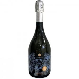 Вино игристое Италии Anno Domini Bio Vegan Spumante / Анна Домини Био Спуманте, белое, брют, 11%, 0,75 л [8003030884390]