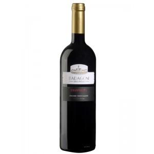 Вино Грузии Бадагони Хванчкара, Кр, П/Сл, 0.75 л 12% [4860006040402]