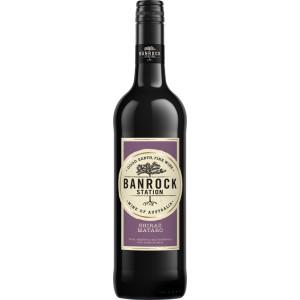 Вино Австралии Banrock Station Shiraz Mataro / Банрок Стэйшн Шираз-Матаро, Кр, Сух, 0.75 л [9311043083099]