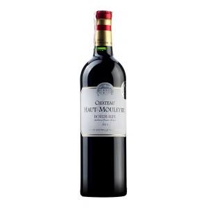 Вино Франции Chateau Haut-Mouleyre Bordeaux Rouge / Шато О-Мольер Бордо Руж, Кр, Сух, 0.75 л [3500610054792]