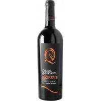 Вино Франции Cheval Quancard Reserve Medoc АОС  / Канкарт Ресерв Медок, Кр, Сух, 0.75 л [3176481028417]