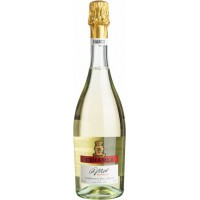 Вино игристое Италии Chiarli Lambrusco Bianco / Кьярли Ламбруско Бьянко, Бел, Сл, 0.75 л [8003325003406]