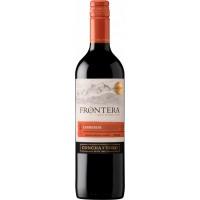 Вино Чили Concha y Toro Frontera Carmenere / Фронтера Карменер, красное, полусухое, 12%, 0.75 л [7804320135854]