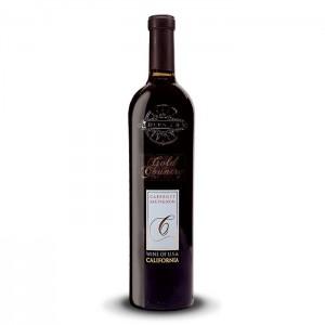 Вино США Gold Country, Cabernet Sauvignon / Каберне-Совиньон, 12.5%, красное, сухое, 0.75 л [3263286326852]