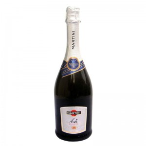 Вино игристое Италии Martini Asti / Мартини Асти, Бел, Сл, 0.75 л [8000570435402]