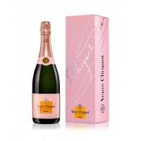 Шампанское Франции  Veuve Clicquot Ponsardin Rose / Вдова Клико Понсардин Розе, Брют, 0.75 л (под.уп.) [3049614083983]