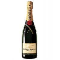 Шампанское Франции  Moet & Chandon Brut Imperial / Моет Шандон Брют Империал, Бел, Брют, 0.75 л [3185370000335]