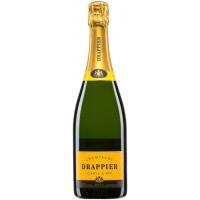 Шампанское Франции Drappier Carte D'or Brut, Бел, Брют, 0.75 л 12% [3469380630219]