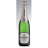 Вино игристое Украины KRIMART ZERO HoReKa, 12.5%, Бел, Сух, 0.75 л [4820003352717]